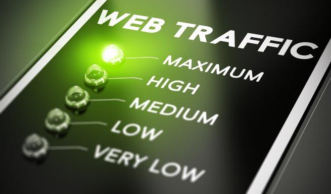 Création de trafic web